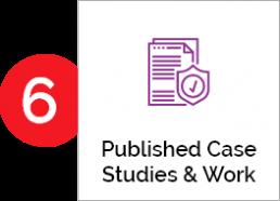 Published Case Studies & Work