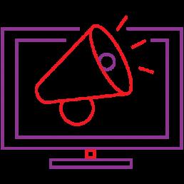advertising agencies icon